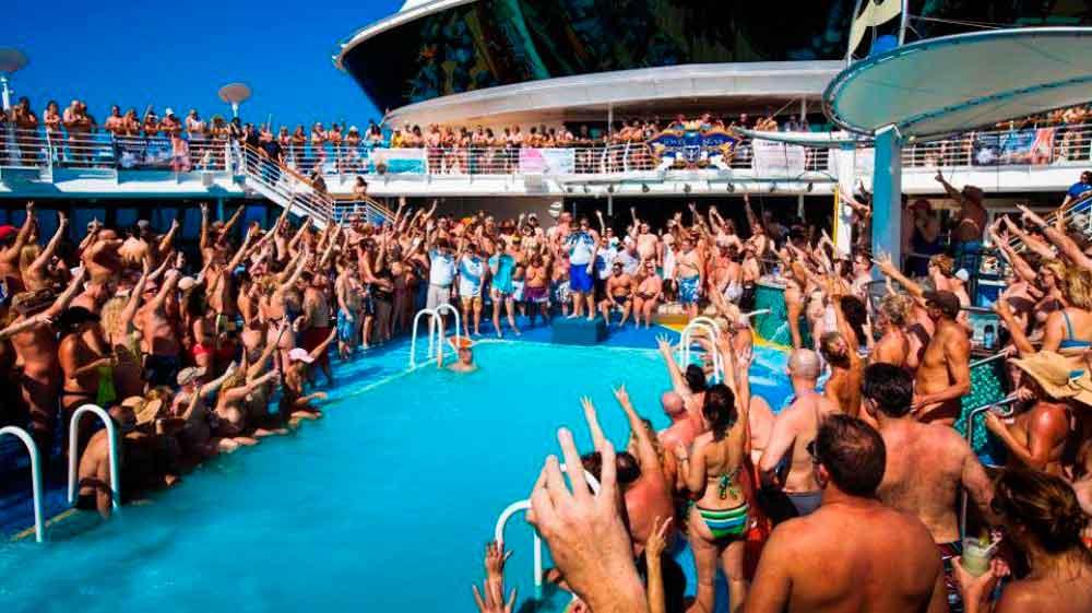 Crucero erótico: El viaje del placer que llegará a Ensenada en octubre