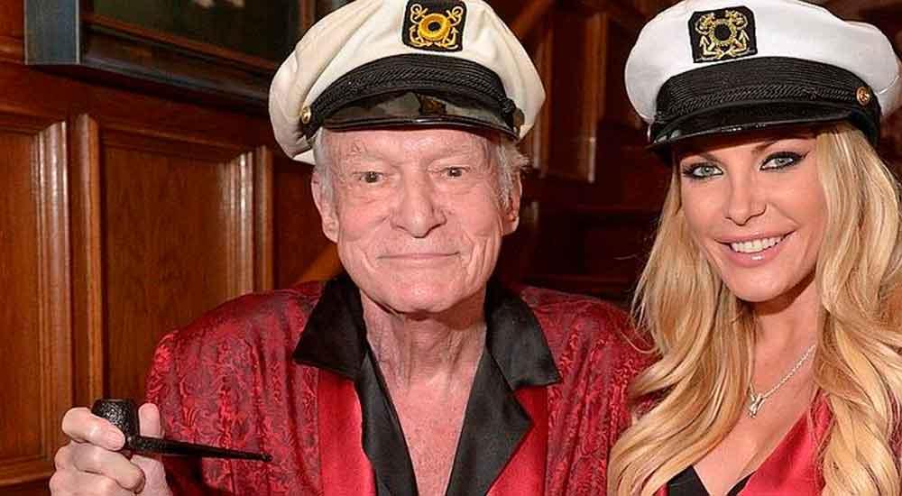 Muere fundador de Playboy a los 91 años
