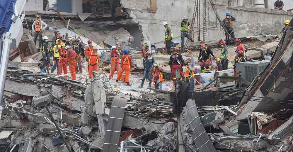 Hay probabilidades de un sismo mayor a 8 grados en México: UNAM