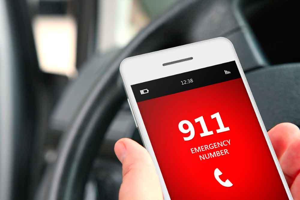 Tres de cada diez personas han realizado una llamada de emergencia en BC