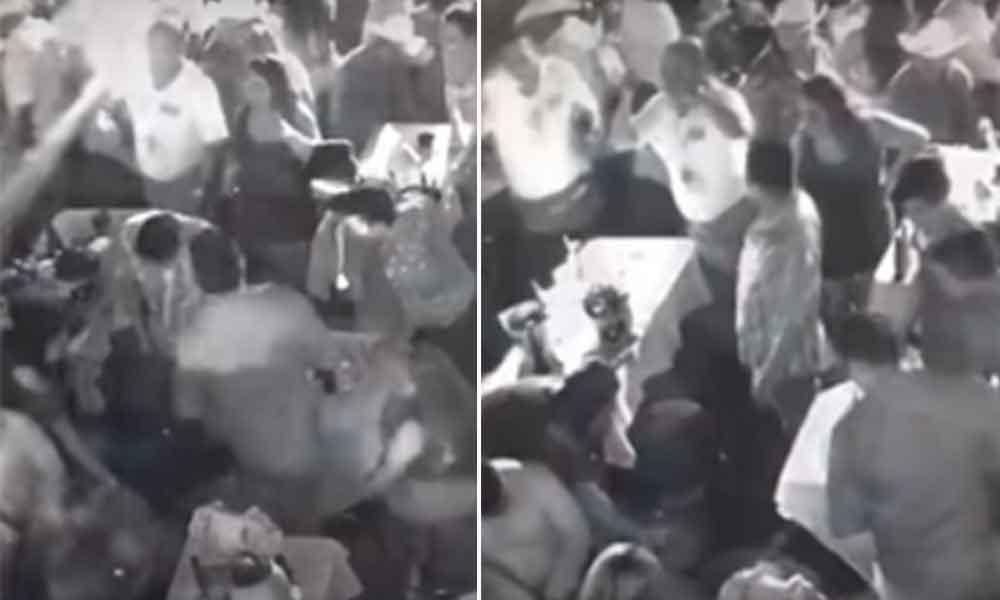 """Muestran video de presunta muerte de joven en """"Las Pulgas"""""""