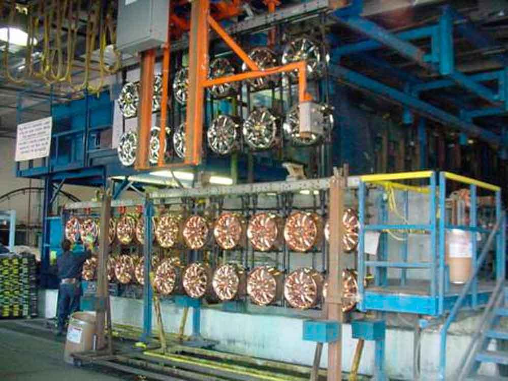 Proyecta empresa Prime Wheel expandir planta en Tijuana