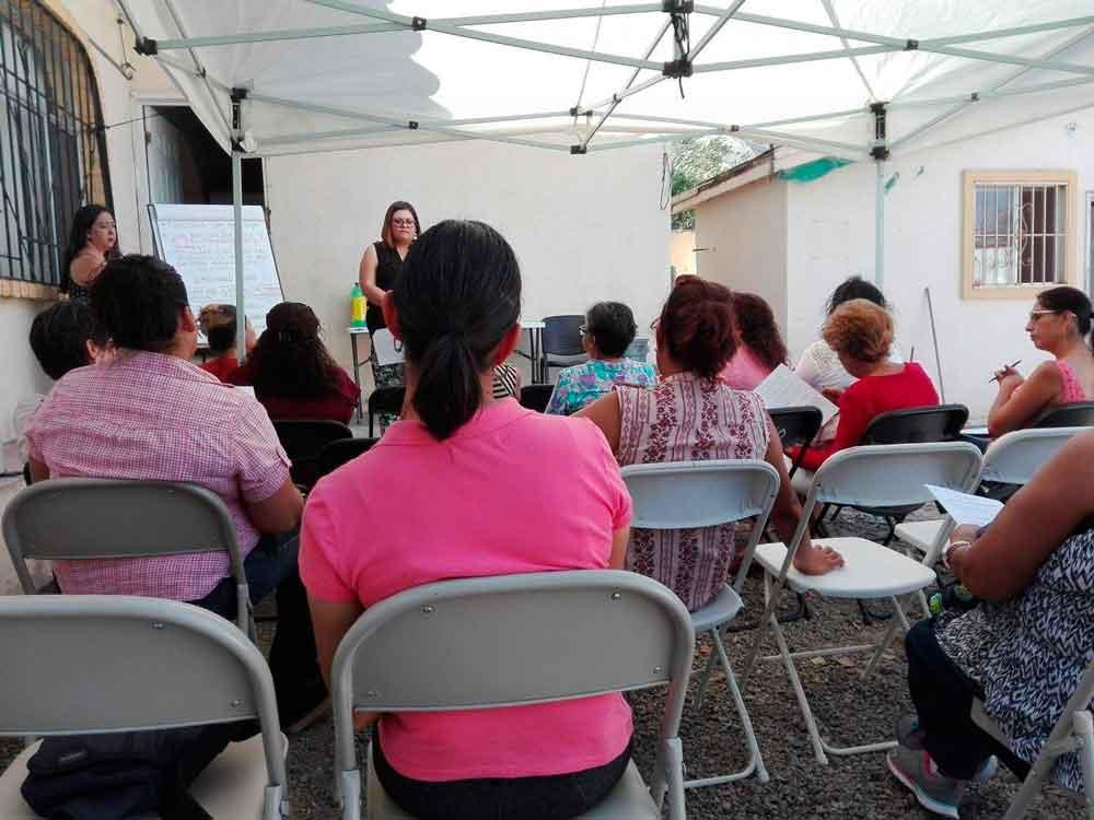 Inició Immujer taller de crecimiento femenino