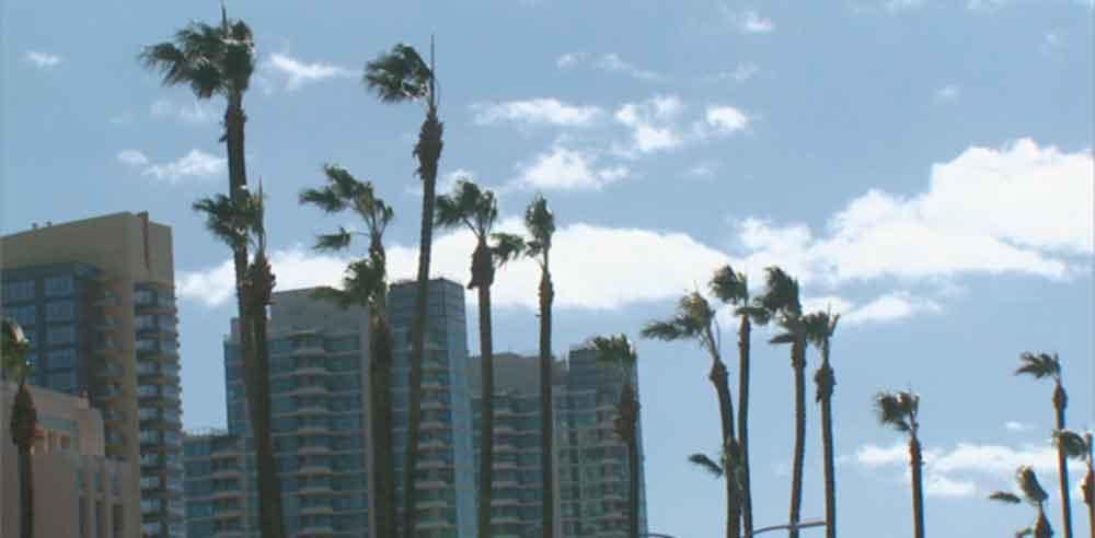 Alerta de bandera roja en San Diego por altas temperaturas