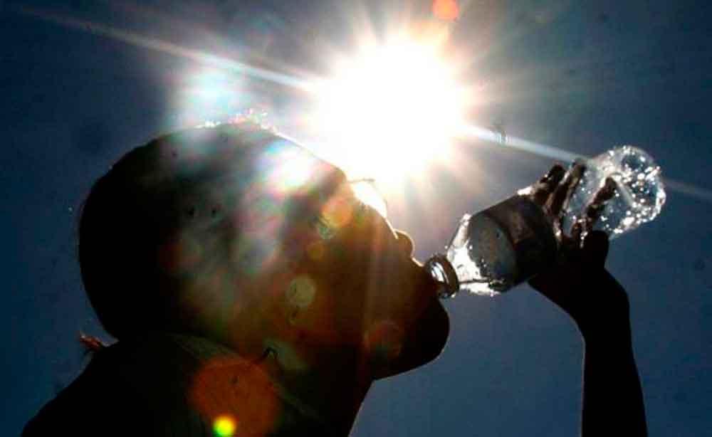 Alerta: Fuertes vientos y calor extremo para hoy y mañana en la región