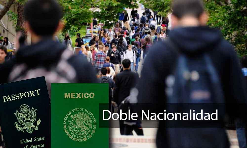 Otorgarán la doble nacionalidad gratuita a quienes reúnan los requisitos