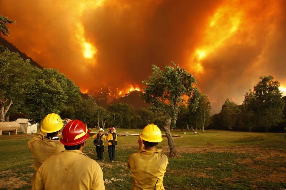 """Incendios, """"la tragedia más grande en California"""""""