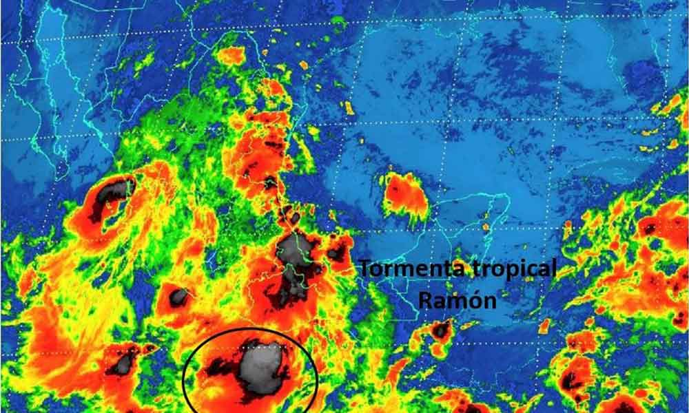 Tormenta tropical Ramón amenaza estos Estados