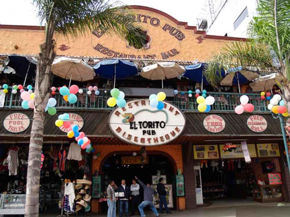 """Descubren venta de drogas en Bar """"El Torito"""" de Tijuana"""