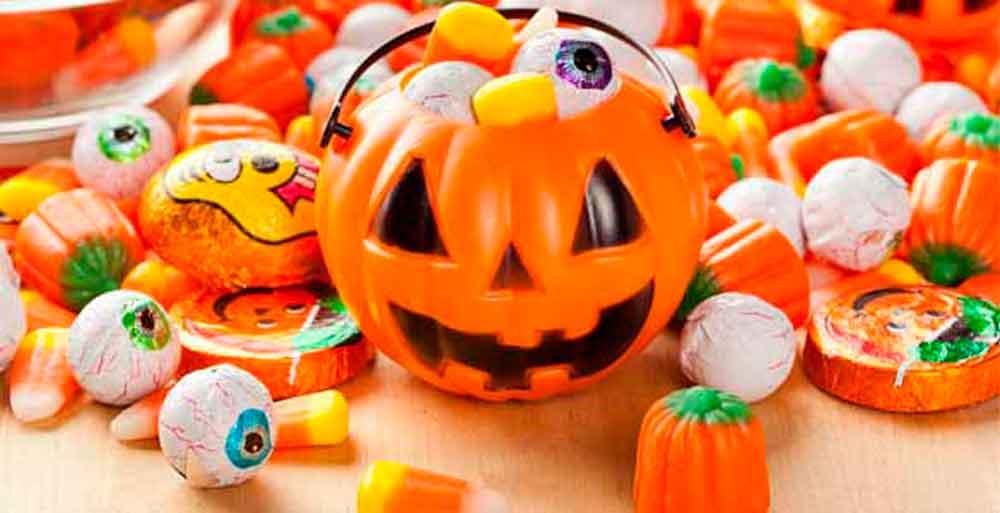 Alertan por reparto de dulces con droga en Halloween