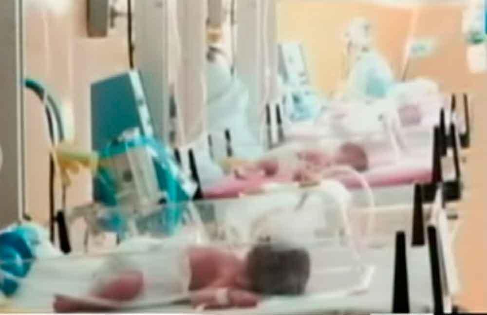 Nacen cuatrillizos en clínica de Mexicali
