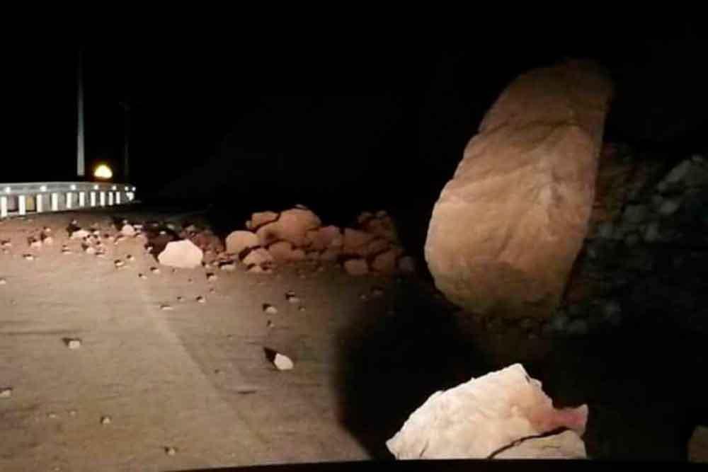Fuerte sismo sacude a Chile