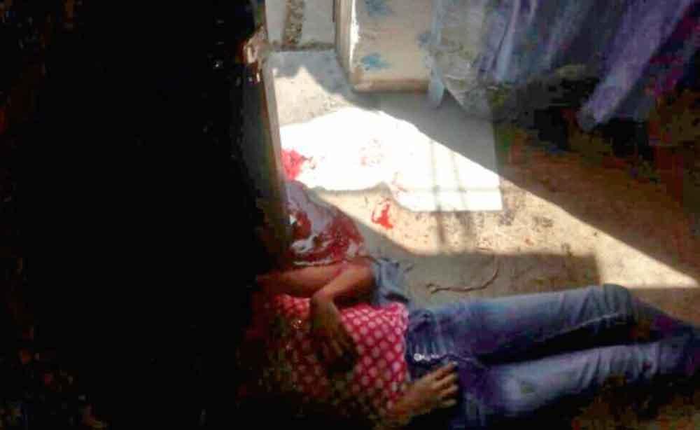 Asesinan de un balazo en la cabeza a niña de 14 años
