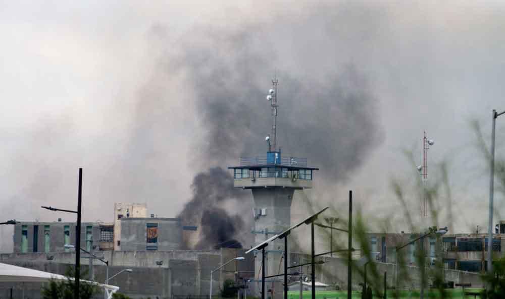 Otra masacre en penal de Nuevo León; hay 13 muertos
