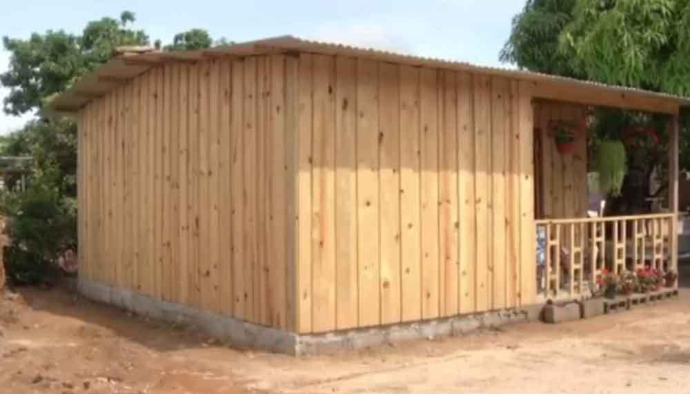 Construyen casas antisísmicas para damnificados en Chiapas