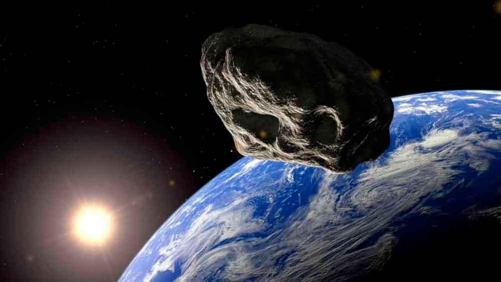 Este jueves un asteroide pasará cerca de la tierra