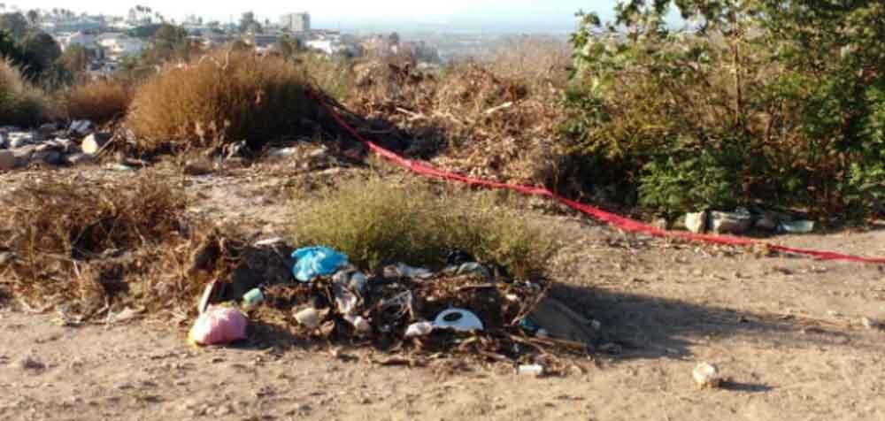 Localizan cadáver dentro de una maleta en Tijuana