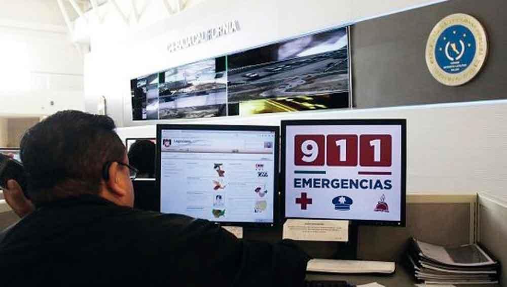 Atiende C4 más de 6 millones de emergencias al 911