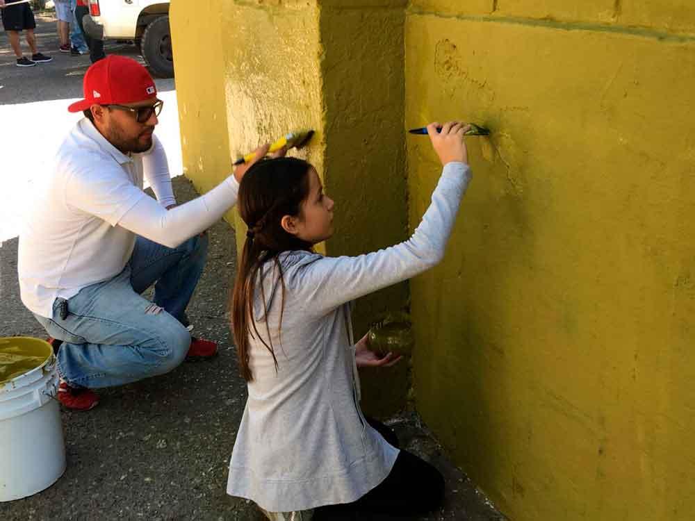Ayuntamiento mantiene jornadas de limpieza y rescate de áreas públicas