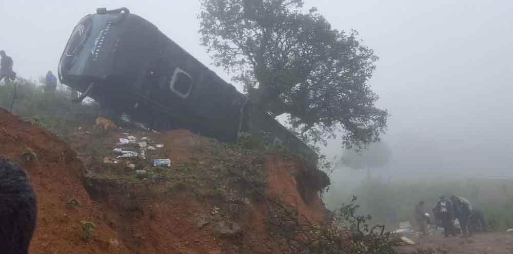 Integrantes de Banda Machos sufren terrible accidente