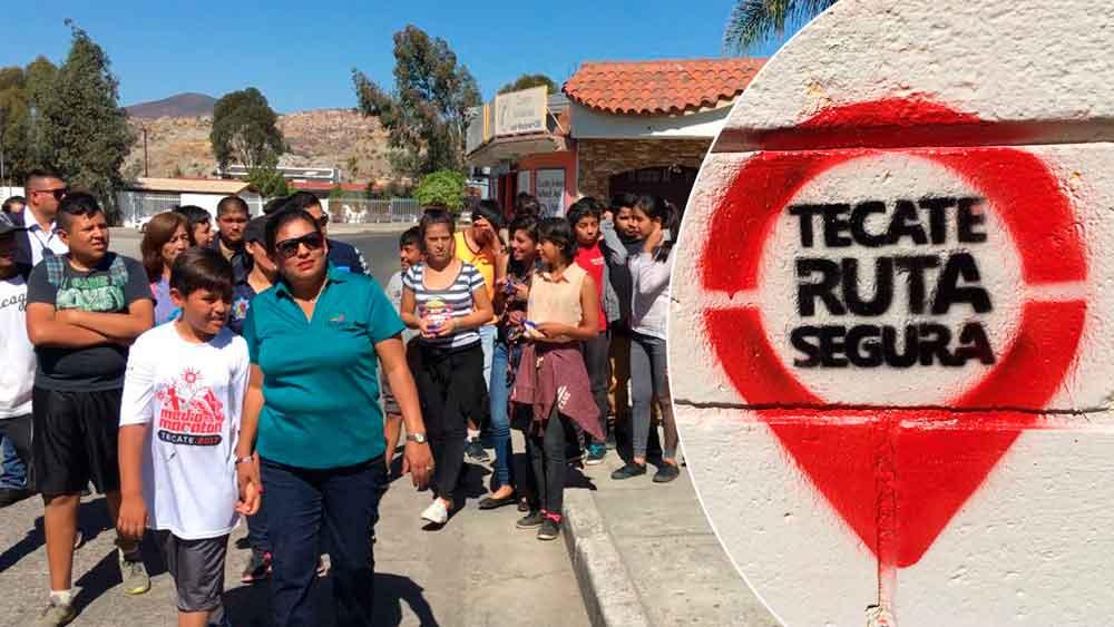 Ayuntamiento impulsa a la juventud con el Programa Tecate Ruta Segura