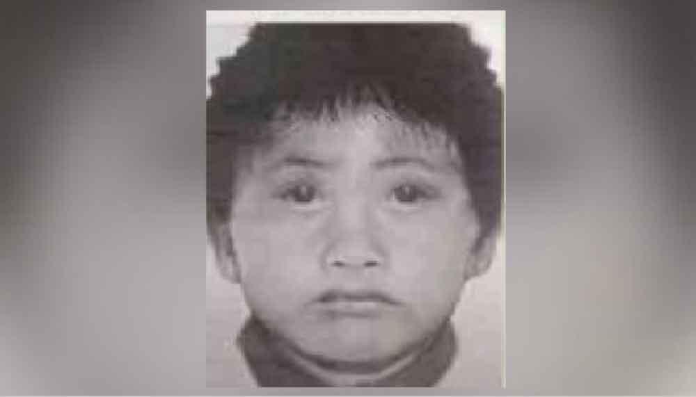 Buscan a familiares de niño de 3 años encontrado muerto