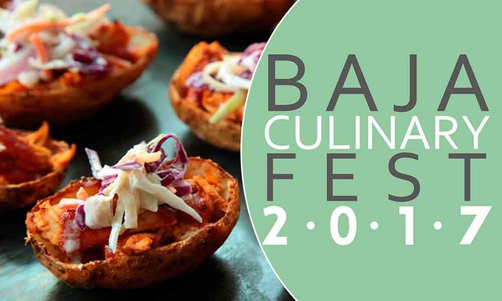 Todo listo para la séptima edición del Baja Culinary Fest
