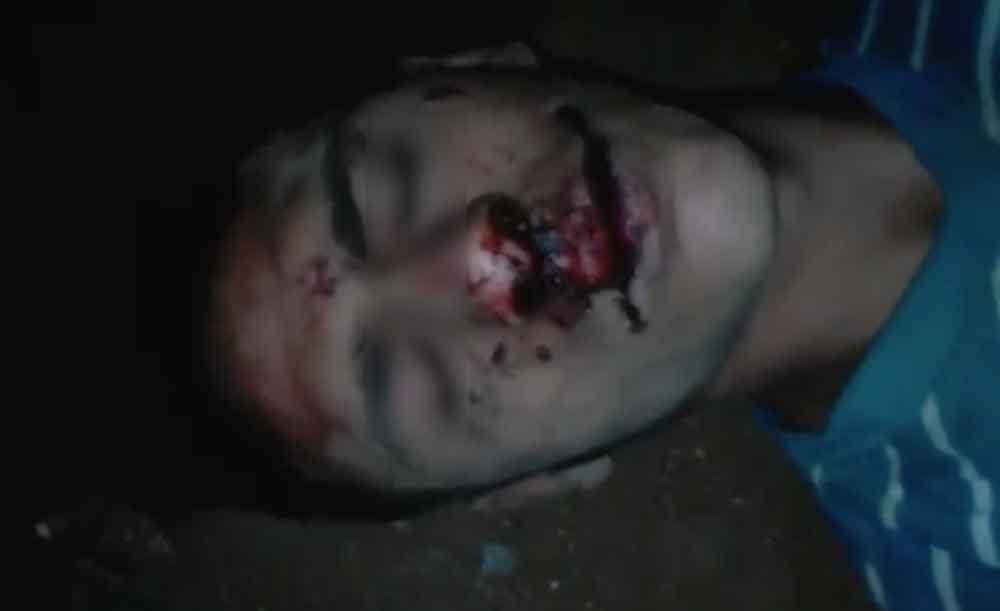 Vecinos capturan a presunto robacarros en Tijuana; le dan brutal golpiza