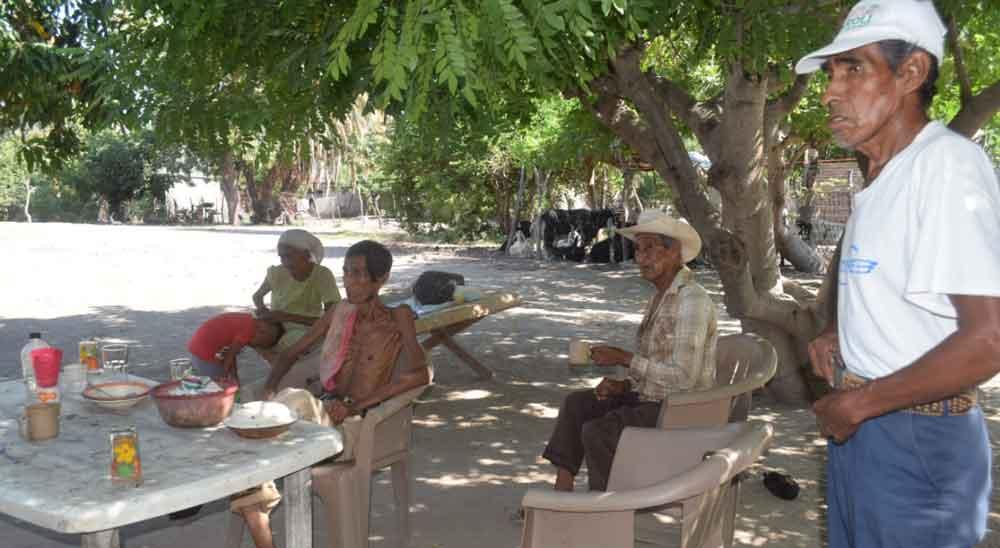 Los Huicho: su extrema delgadez es por padecer hambre