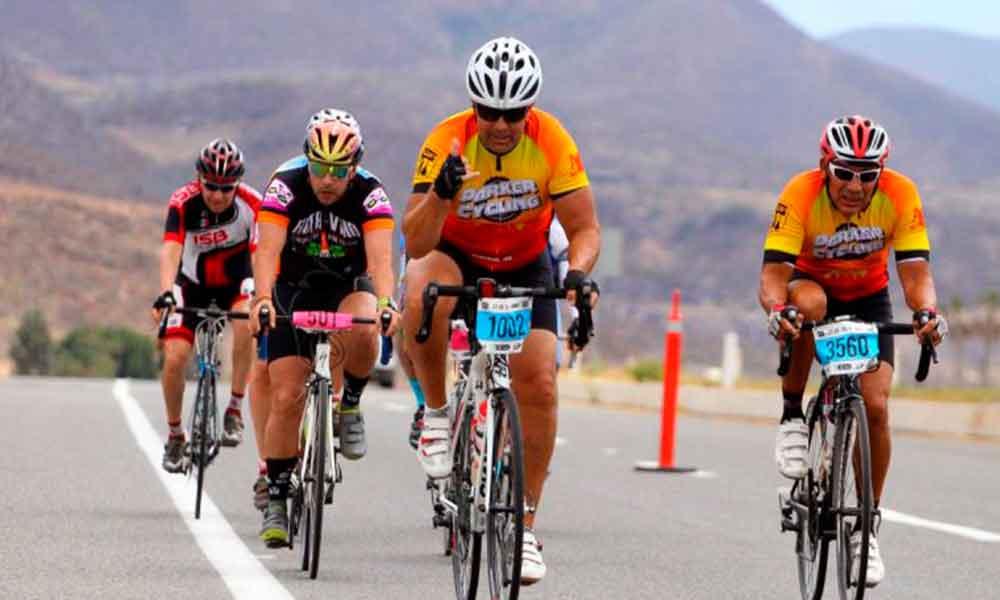 Invitan a participar en la carretera ciclista Mexicali- La Rumorosa