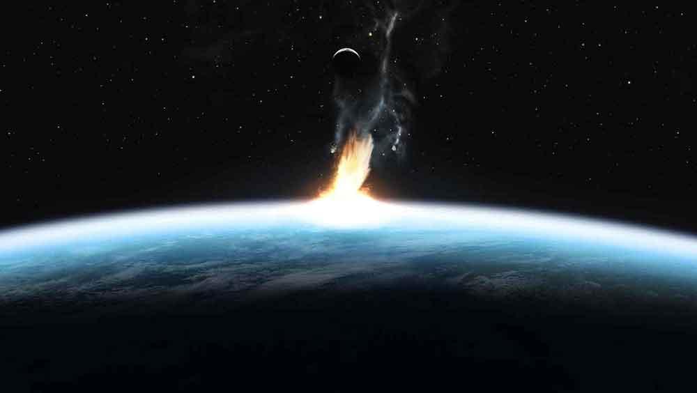 Estación espacial de China está fuera de control e impactará contra la Tierra en cualquier momento