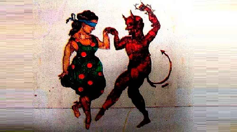 ¿Conoces la leyenda de la mujer que bailó con el diablo?
