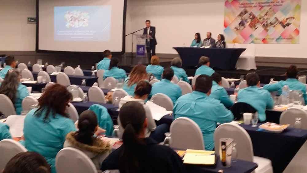 Capacita Gobierno de BC a personal de salud sobre la prueba de desarrollo infantil
