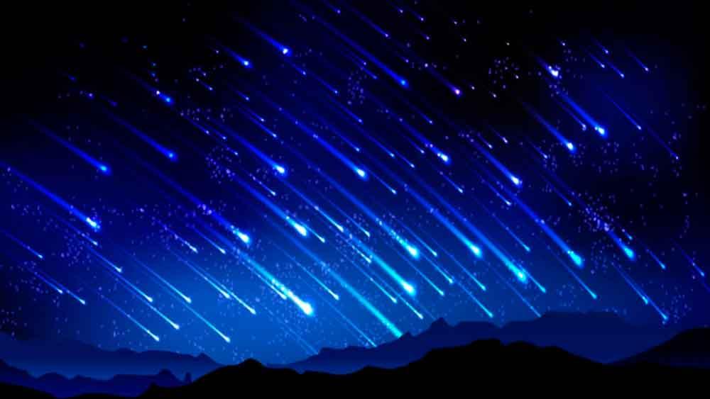 Esta noche habrá lluvias de meteoros; será la más espectacular del año