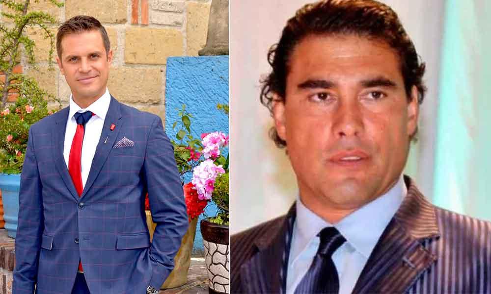 Mark Tacher sale en defensa de Eduardo Yáñez y pide que despidan a reportero