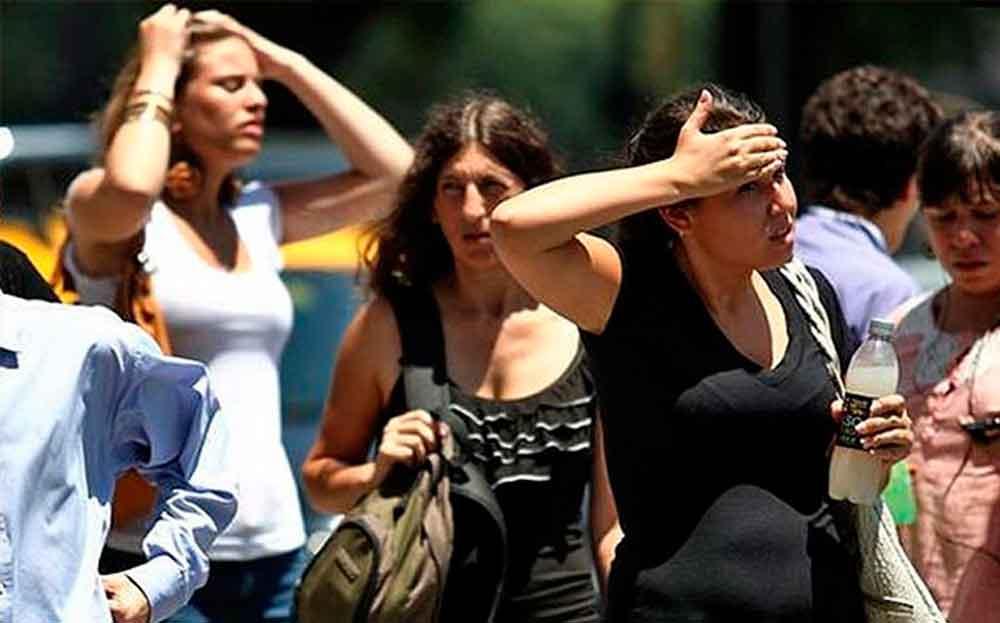 Exhortan a extremar precaución ante altas temperaturas que se pronostícan