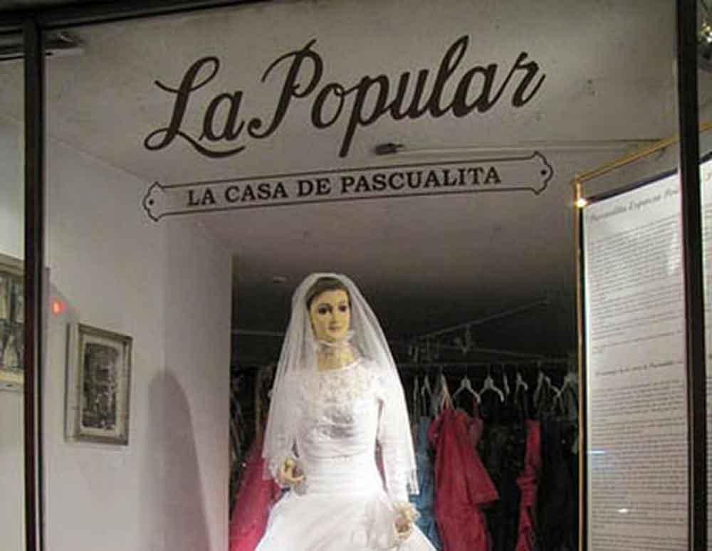 "De miedo: ¡""La Pascualita"" desapareció!"
