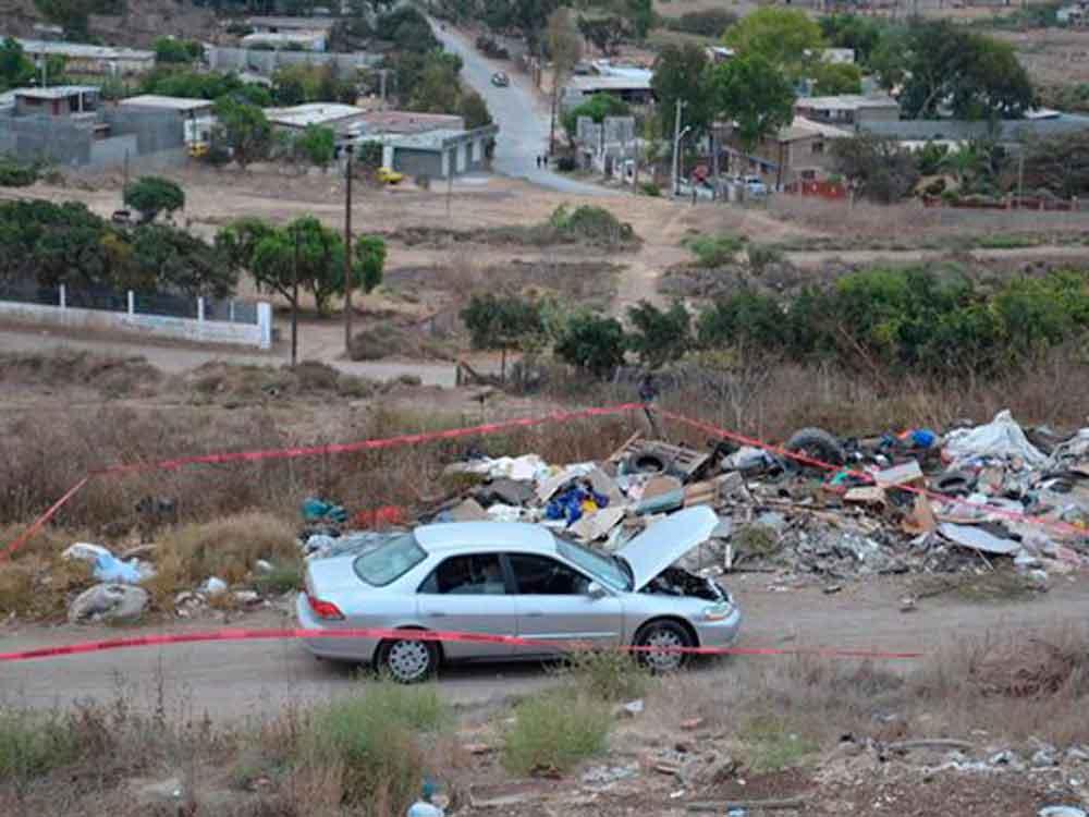Joven es brutalmente asesinado en Rosarito