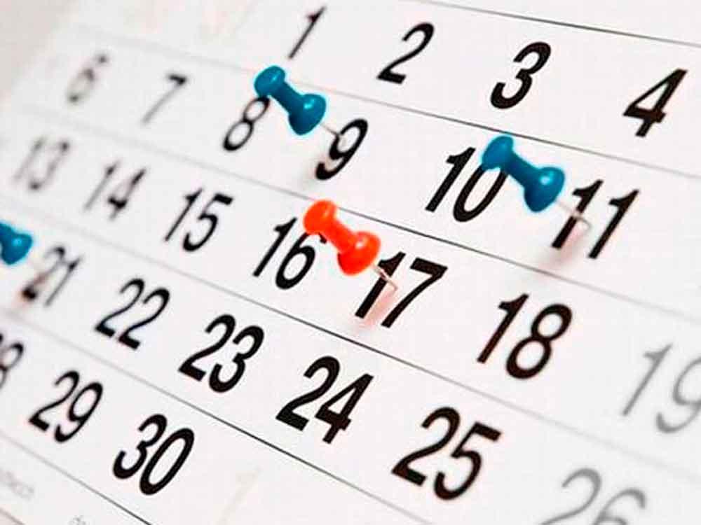 Calendario laboral 2018 permitirá 8 días feriados en México