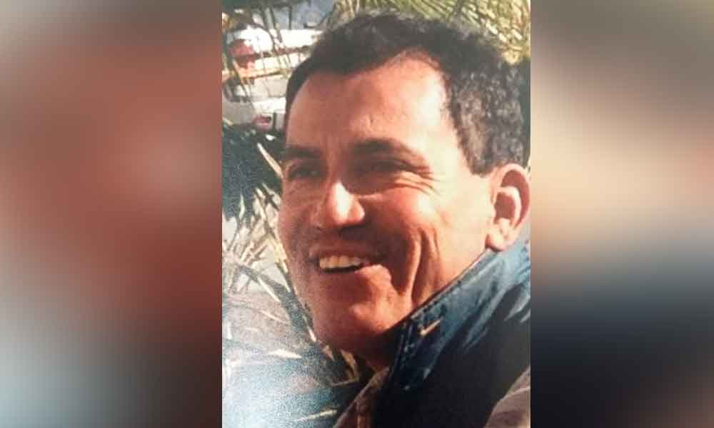 Jorge se encuentra desaparecido desde hace dos meses