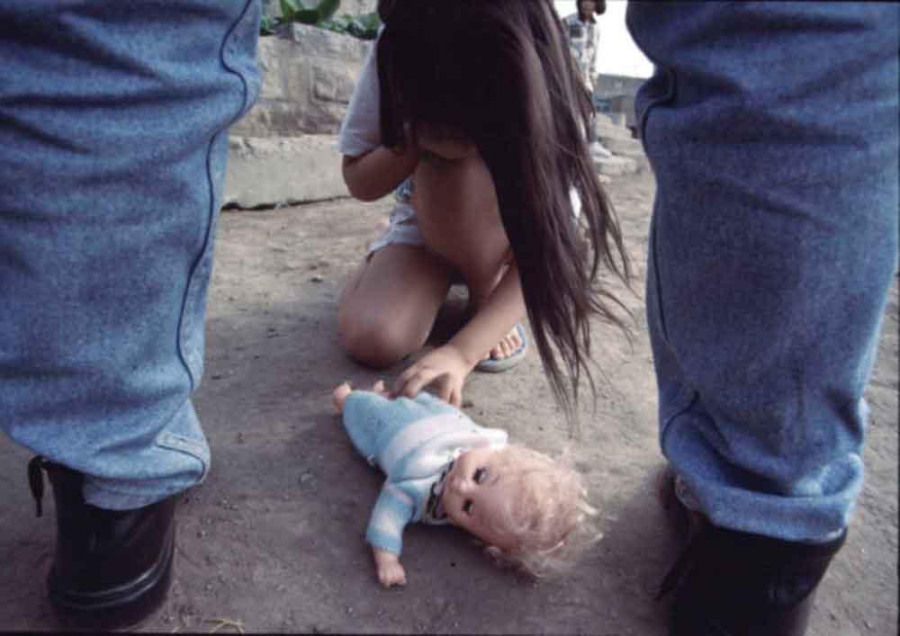 Abusaba sin cesar de sus pequeños hijos, la madre lo sabía