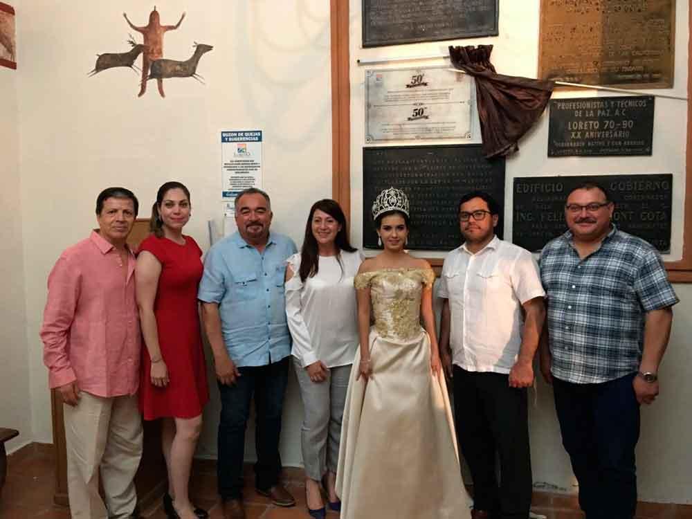 """Loreto """"Capital de las Californias"""" celebró aniversario 320"""