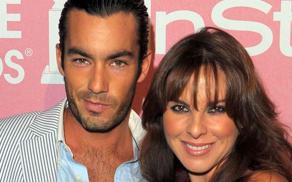Así respondió Aarón Díaz a preguntas sobre Kate del Castillo