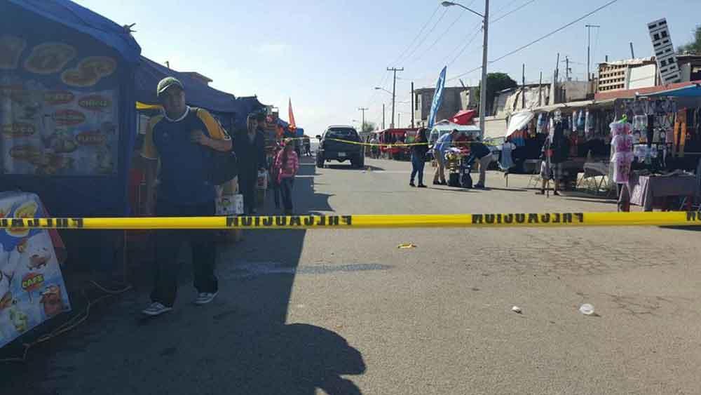 Niña de 3 años muere al ser arrollada en sobreruedas de Tijuana