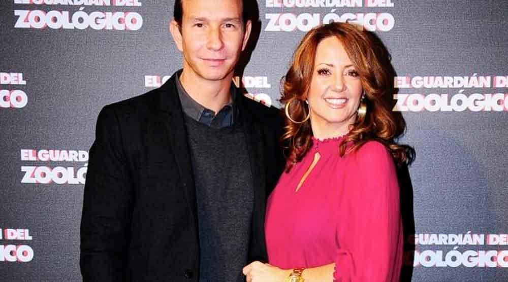 ¿Andrea Legarreta y Erik Rubín, al borde del divorcio?