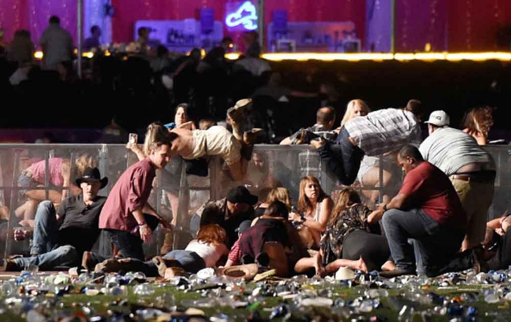 Se eleva a 58 la cantidad de muertos y a 515 la de heridos tras el tiroteo en Las Vegas