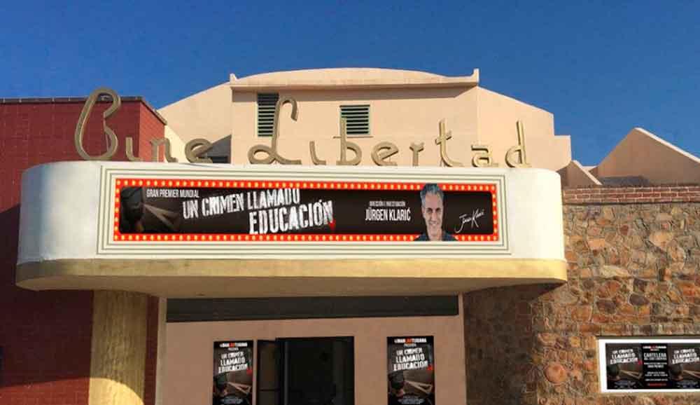 Reabrirá el Cine Libertad en Tijuana tras 53 años