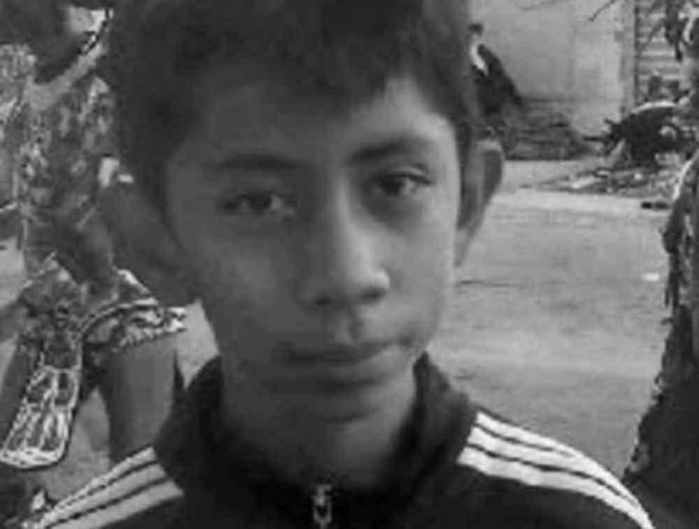 ¡Urgente! Kevin Yael Flores se encuentra desaparecido; padece discapacidad intelectual y motriz