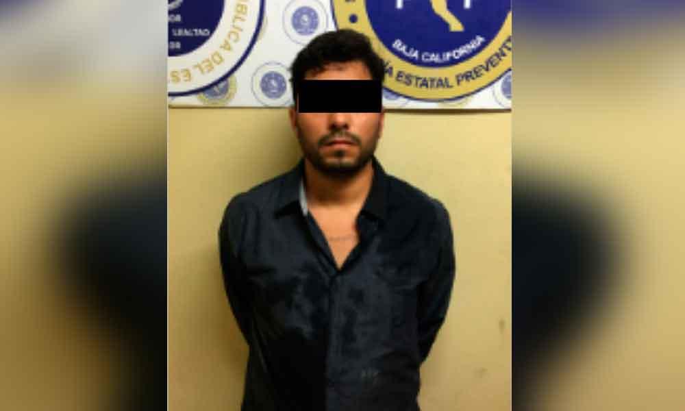 Capturan en Tijuana a homicida prófugo de EU desde hace 16 años