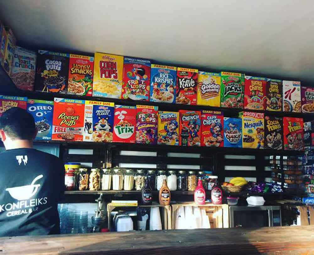 Conoce el nuevo Bar de Cereal en Tijuana